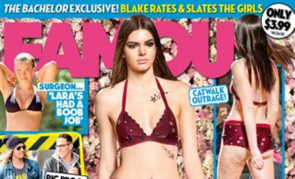 Kendall Jenner: Photoshopped, Fat Shamed on Australian Tabloid Cover