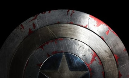 Captain America: The Winter Soldier Teaser Poster: Understated But Effective
