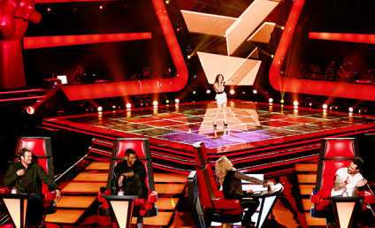 The Voice Season 4 Ratings: Climbing!