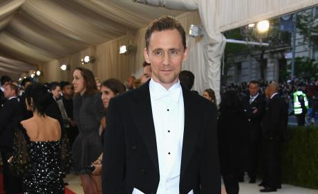 Tom Hiddleston: 2016 Costume Institute Gala