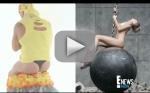 Hulk Hogan Rides Wrecking Ball in a Thong