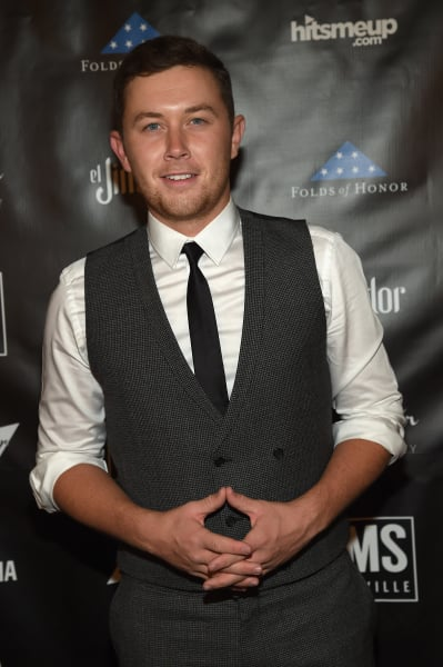 Scotty McCreery in 2016