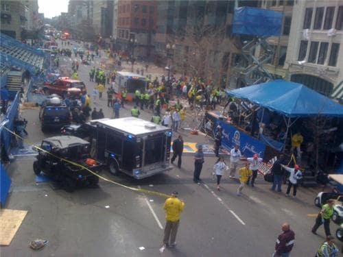 Boston Marathon Explosions