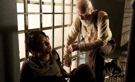 "The Walking Dead ""Internment"" Recap"