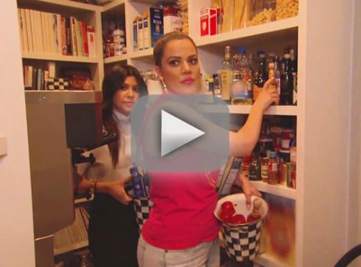 Keeping up with the kardashians season 9 episode 18 recap for Living with the kardashians full episodes