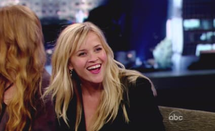 Reese Witherspoon: Driven to Drink by Parents' Divorce?