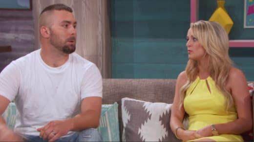 Leah and Corey