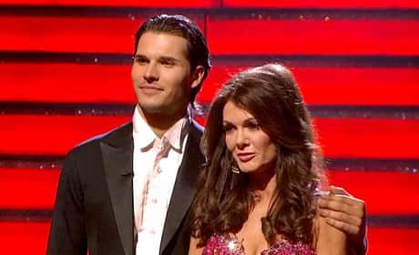 Lisa Vanderpump on Dancing With the Stars