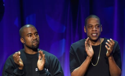 Kanye West & Jay Z: Still Fighting About Kim Kardashian?!