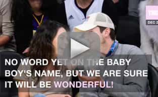 Mila Kunis and Ashton Kutcher Welcome Baby!