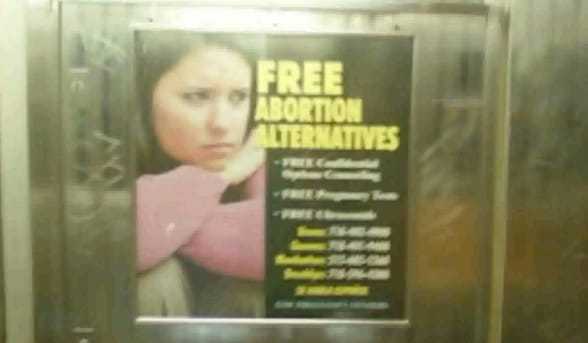 York Auto Group >> NYC Subway Anti-Abortion Ads: Misleading Teens? - The Hollywood Gossip