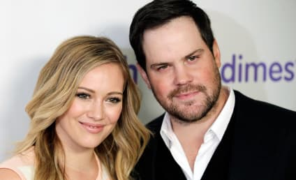 Hilary Duff and Mike Comrie: It's Over!
