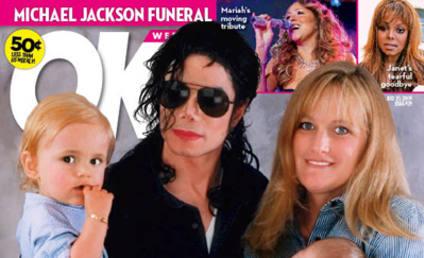 Celebrity Gossip Mag Slightly Exaggerates Debbie Rowe Story
