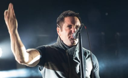 "Trent Reznor Tweets ""F--k You"" After Getting Cut Off at Grammys"