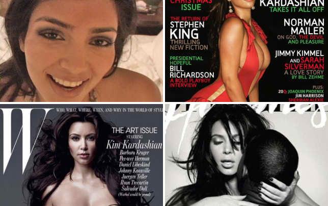 Kim kardashian superstar 2007
