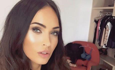 Megan Fox, Closet Selfie