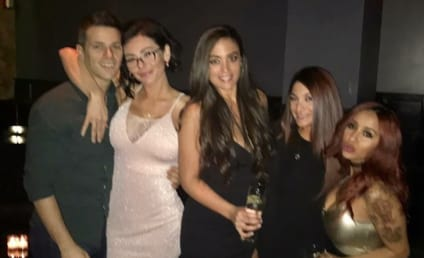 Jersey Shore Cast Reunites, Gets Hammered (Of Course)
