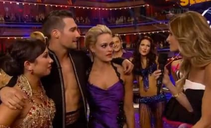 Erin Andrews Grills Peta Murgatroyd, James Maslow on Dating Rumors: Watch, Get Uncomfortable Now!