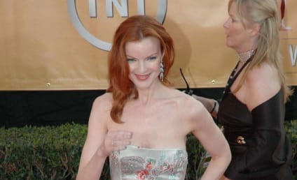 Celebrity Hair Affair: Marcia Cross