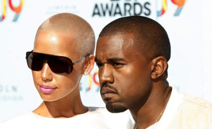 Did Kanye West Just Take a MAJOR Dig at Amber Rose?
