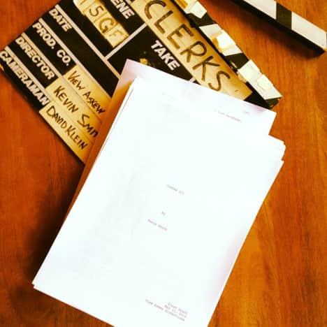 Clerks 3 Script