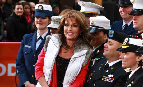Will you watch Amazing America with Sarah Palin?