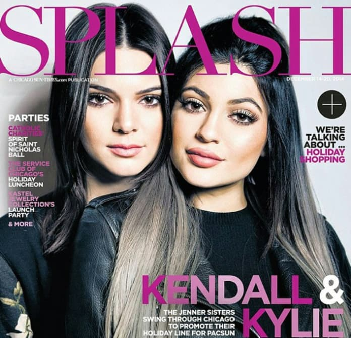 e335053b8a8f4 Kendall and Kylie Jenner Talk Kardashian Christmas Traditions: Our Mom is  the Holiday Queen!