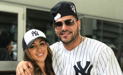 "Ronnie Ortiz-Magro: My ""C-m Dumpster"" GF Railed Some Guy in Taco Float ""F--kfest""!"