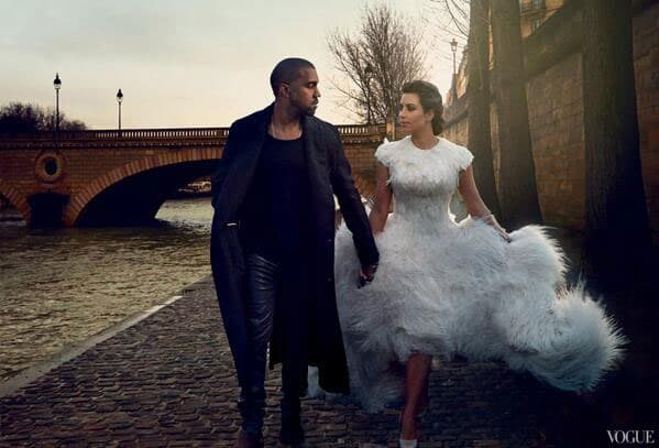 A Kouple in Vogue