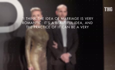 Scarlett Johansson: Monogamy is Weird!