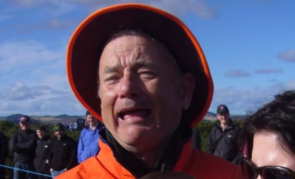 Bill Murray or Tom Hanks? Internet Debates Identity of Mystery Celeb