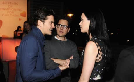 Orlando Bloom Katy Perry 2013 Pic