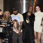 Kylie Jenner, Lil' Kim, Kanye West, ASAP Rocky, Kendall Jenner and Kourtney Kardashian: Kanye West Yeezy Season Three Fashion Show