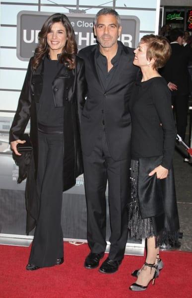 George and his Ladies