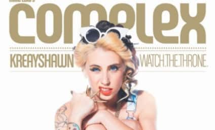 Kreayshawn Covers Complex: Would You Hit It?