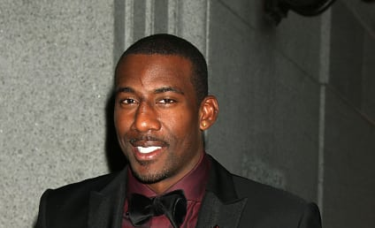 Amar'e Stoudemire and Alexis Welch: Just Married!