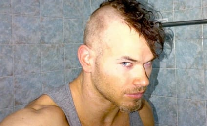Kellan Lutz Models Mohawk: Love It or Hate It?