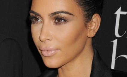 Kim Kardashian: Naked in W Magazine
