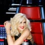 Gwen Smiles on The Voice