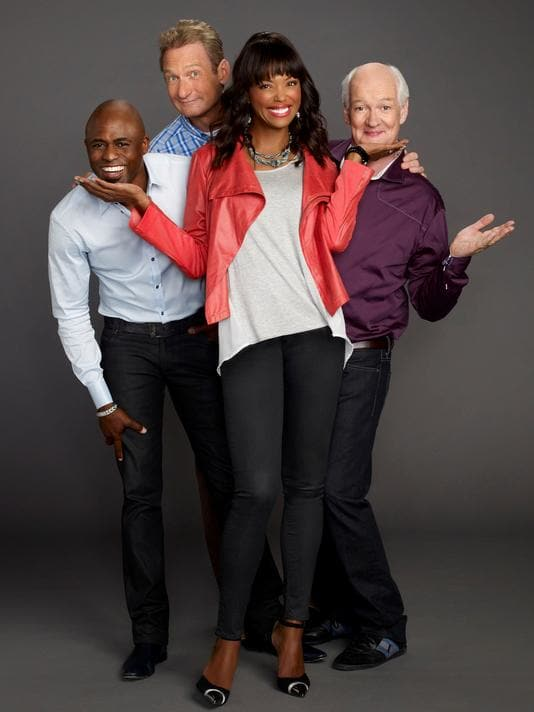 Whose Line Is It Anyway: Back on the CW! - The Hollywood ...