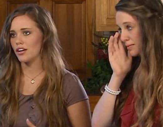 Jessa and Jill Duggar Interview Photo