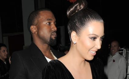 Kim Kardashian and Kanye West: Major PDA Alert!