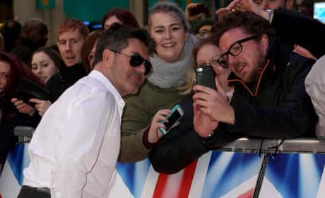 Simon Cowell: Britain's Got Talent Auditions