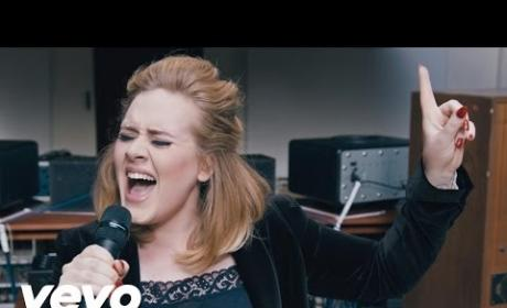 """Adele - """"When We Were Young"""""""