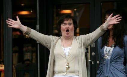 Susan Boyle: No Longer Exhausted!