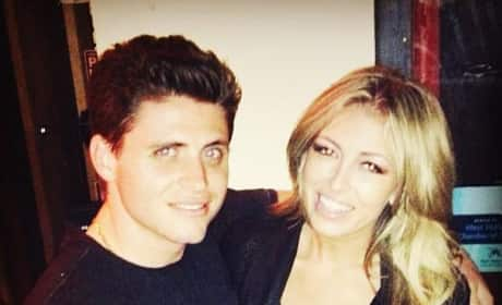 Paulina Gretzky, Boyfriend