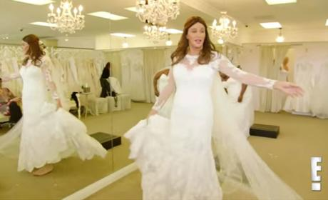 Caitlyn Jenner: Already Getting MARRIED?!?