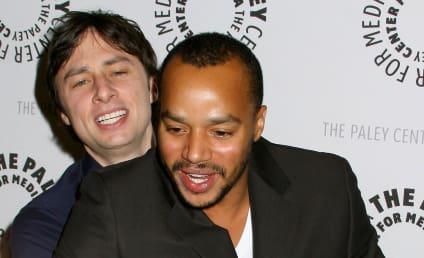 13 Famous Bromances: It's Guy Love!