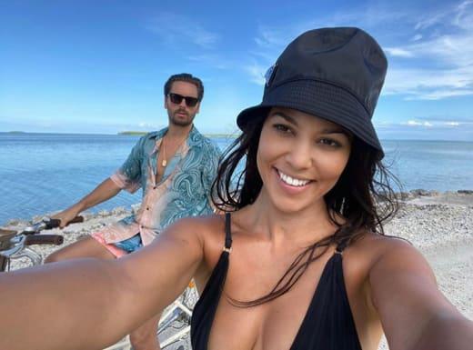 Scott and Kurt in Tahiti