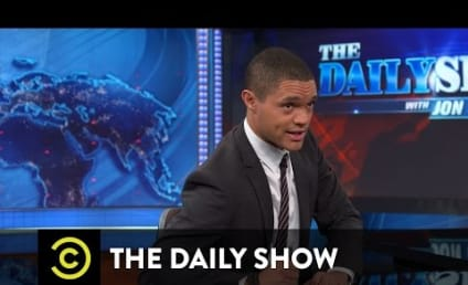 The Daily Show with Trevor Noah: First Promo!